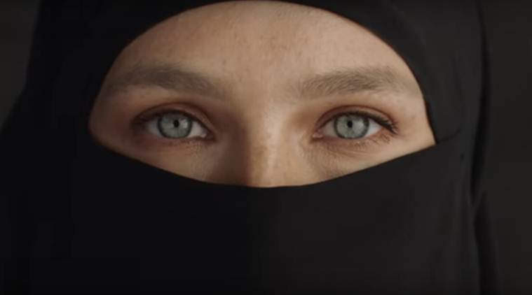 Freedom is basic? Apparel company's niqab ad featuring Bar Refaeli receives flak for being 'racist'