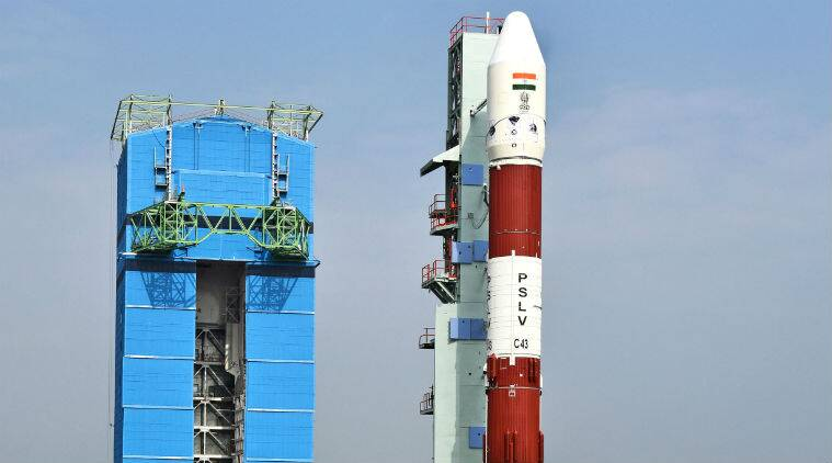 ISRO PSLV C-43 launch, PSLV C-43 mission ISRO, HysIS satellite launch, PSLV C-43 launch objectives, ISRO HysIS satellite, ISRO missions 2018, HysIS satellite ISRO, PSLV rocket missions, PSLV C-43 payload, ISRO earth mapping satellite, latest PSLV missions