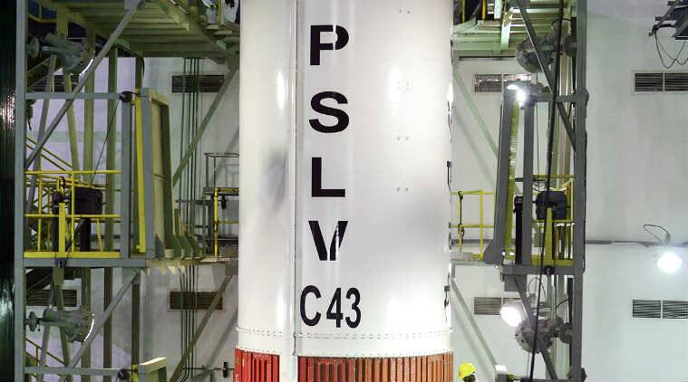 ISRO PSLV C-43 launch, ISRO HysIS satellite, PSLV C-43 mission ISRO, HysIS satellite launch, ISRO launch highlights, PSLV C-43 launch objectives, ISRO missions 2018, HysIS satellite ISRO, PSLV rocket missions, PSLV C-43 payload, ISRO earth mapping satellite, PSLV launch today