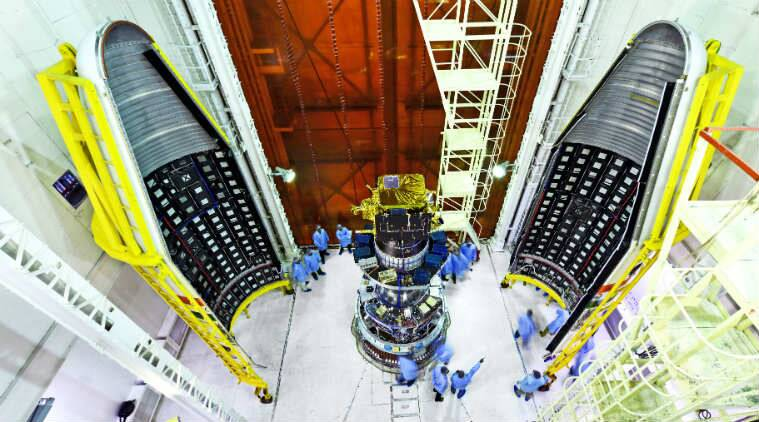 ISRO mission, ISRO PSLV C-43 mission, polar satellite launch vehicle, HysIS PSLV-C43, PSLV missions 2018, upcoming ISRO launches, ISRO projects 2018, Chandrayaan-2 launch, ISRO manned lunar mission, PSLV launched satellites, Chandrayaan-2 mission
