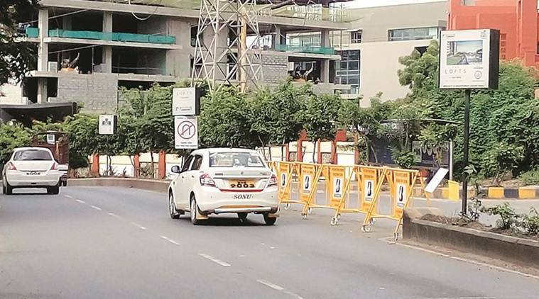 One-way traffic movement eases congestion at Hinjawadi IT park