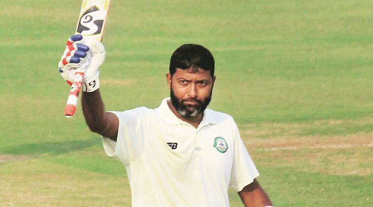 Wasim jaffer, cricketer Wasim Jaffer, Ranji trophy, VCA Stadium, Sports news, Indian Express