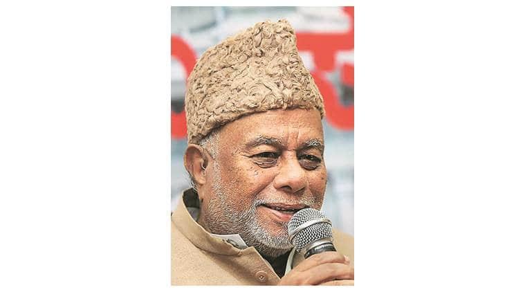 CK jaffer shareif, Congress president S Nijalingappa, indira gandhi, congress split, indian express