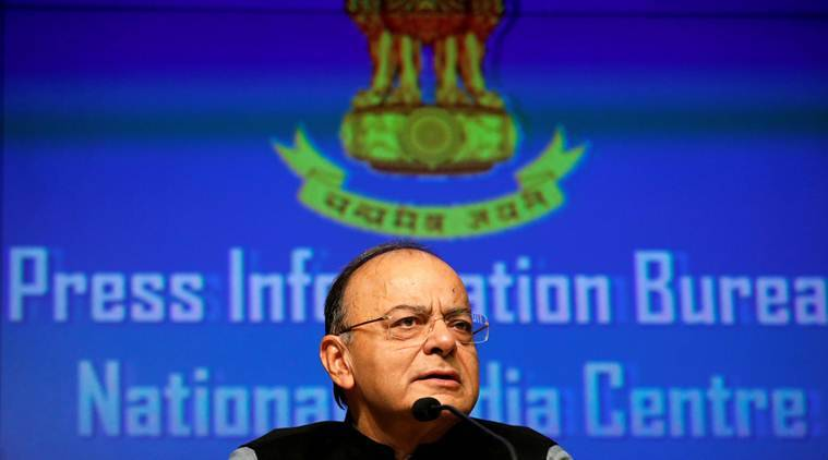 arun jaitley, Arun jaitley on demonetisation, Indian economy, RBI, demonetisation, note ban, demonetisation anniversary, GDP growth, GDP, Indian express