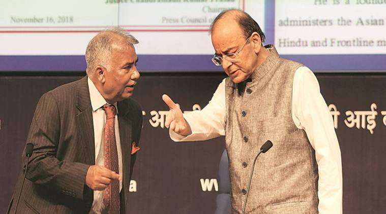 If declared now, Emergency will fail because of technology: Arun Jaitley