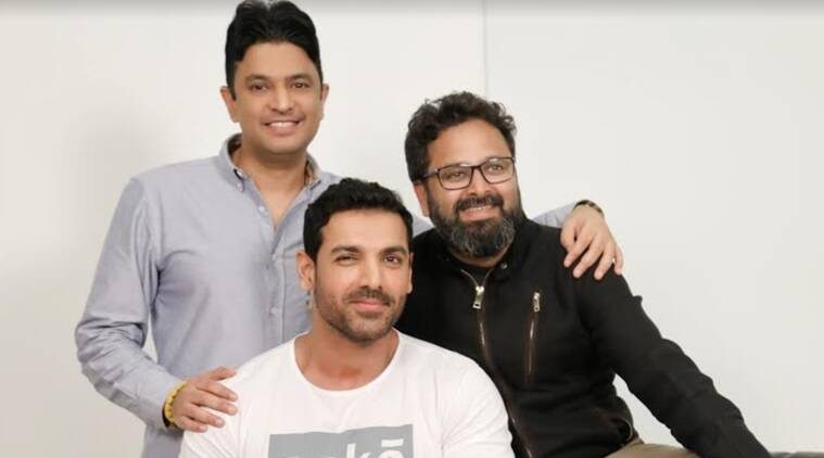 John Abraham announces 1911 with Nikkhil Advani