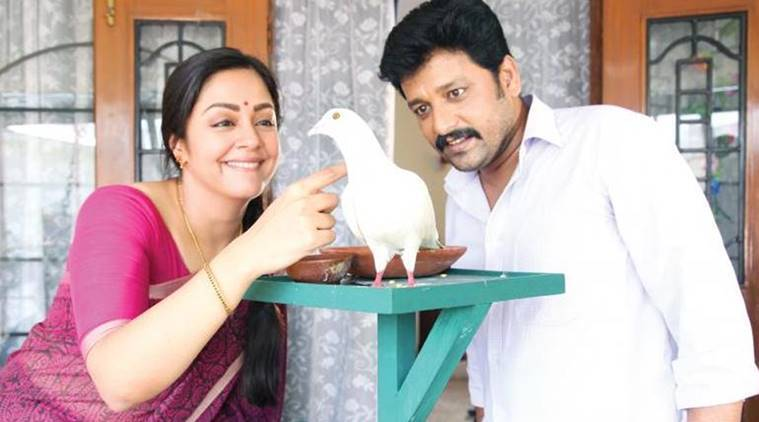 Kaatrin Mozhi movie review: Jyotika makes this family drama entertaining to watch