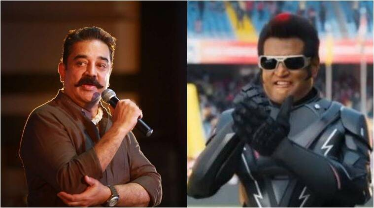 Kamal Haasan on 2.0: The film will be a milestone in Rajinikanth's career
