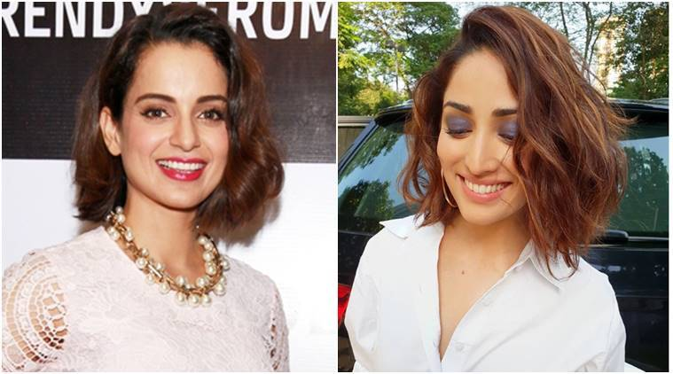 Want To Try A New Hairstyle This Festive Season Try Out These Celeb Inspired Short Wavy Hairdos Lifestyle News The Indian Express