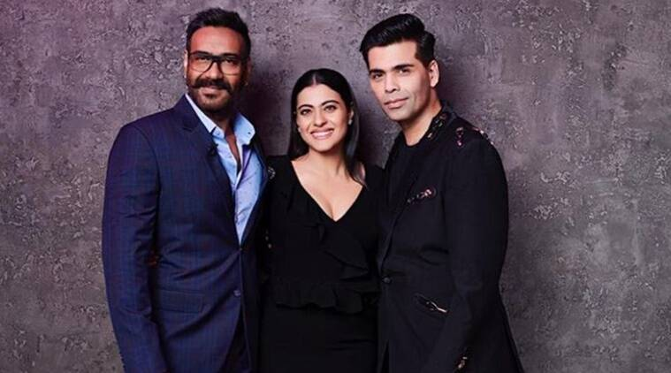 Koffee With Karan 6: Kajol threatens Ajay Devgn