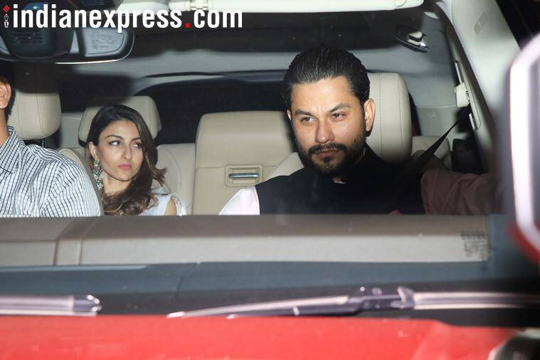 kunal kemmu, soha ali khan photos