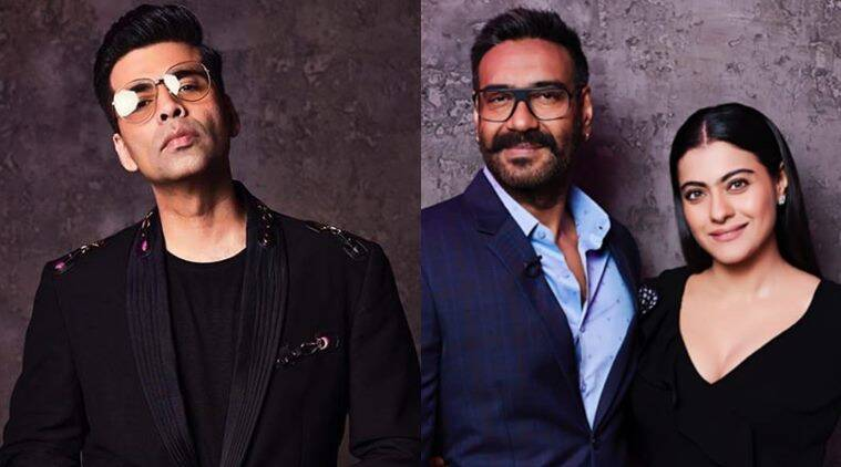 Kajol and Ajay Devgn to grace Koffee with Karan thumbnail