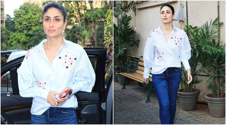 Kareena Kapoor Khan, Kareena Kapoor, Kareena Kapoor Khan fashion, Kareena Kapoor Khan style, Kareena Kapoor Khan latest news, Kareena Kapoor Khan latest pics, Kareena Kapoor Khan casual style, Kareena Kapoor Khan street style, celeb fashion, bollywood fashion, indian express, indian express news
