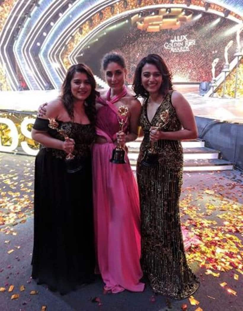 kareena kapoor, Shikha Talsania, Swara Bhasker