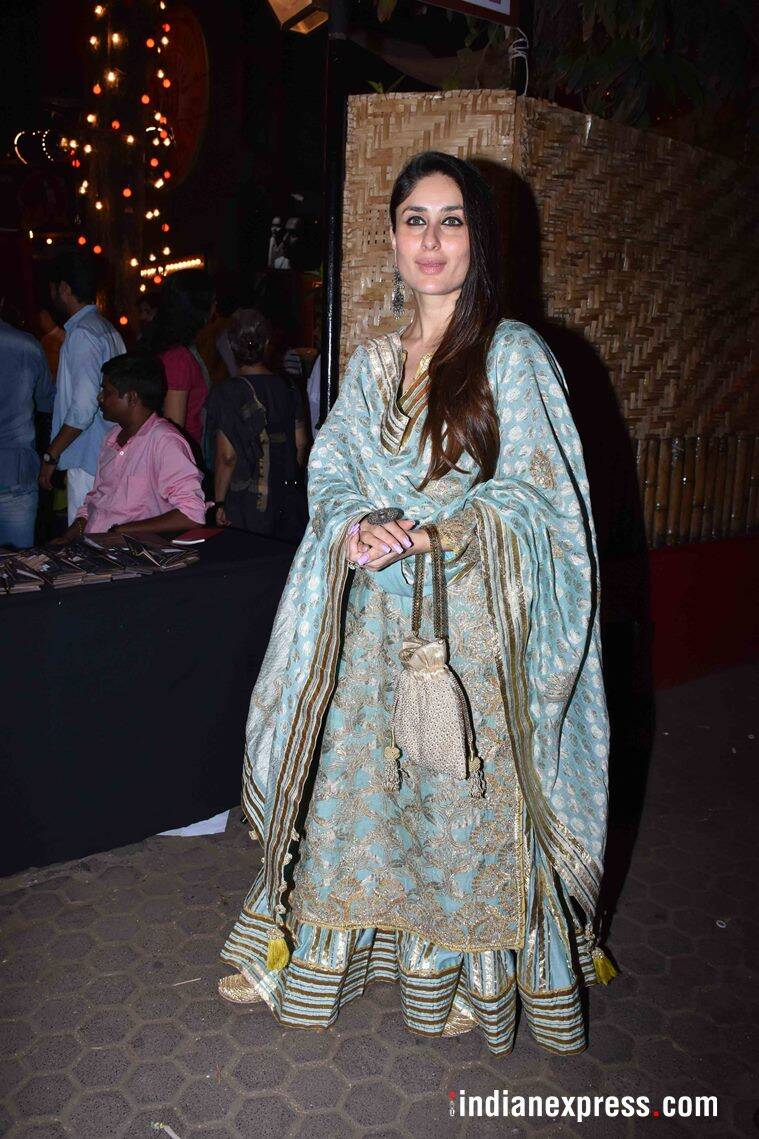 kareena kapoor khan at at prithvi theatre anniversary
