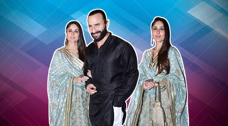kareena kapoor, prithvi theatre, prithvi theatre 40th anniversary, prithvi anniversary photos, kareena kapoor, saif ali khan, kareena kapoor recent photo, indian express, indian express news