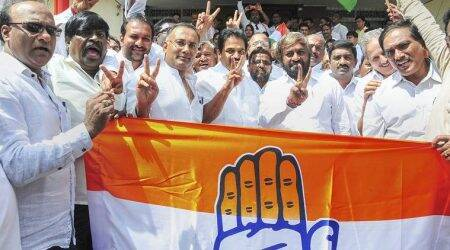 Karnataka bypoll results: Congress-JDS alliance wins 4 seats, BJP gets Shimoga