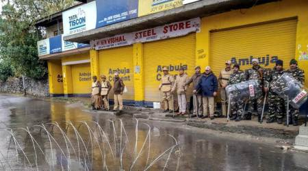J&K: Curfew continues for fifth day in Kishtwar after killing of BJP leader