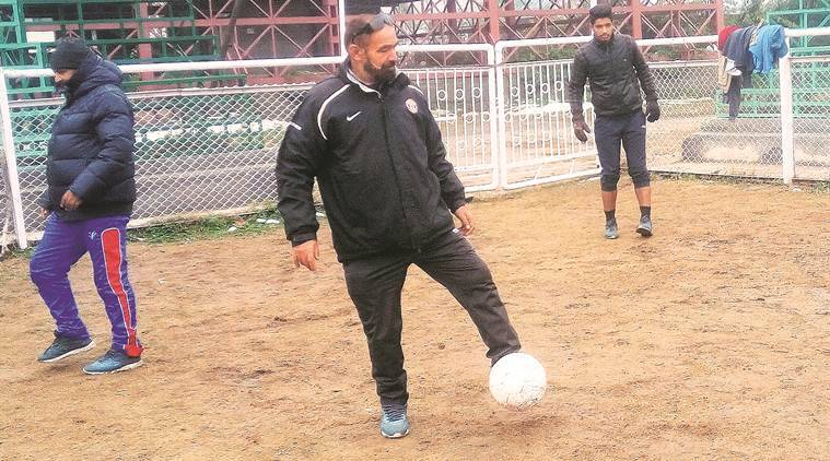 Abdul Majeed Kakroo: The story of football in the Valley