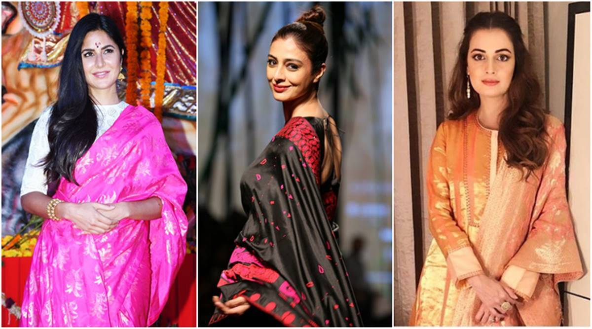 Diwali 2018 Celeb Inspired Diwali Party Outfit Ideas Lifestyle News The Indian Express