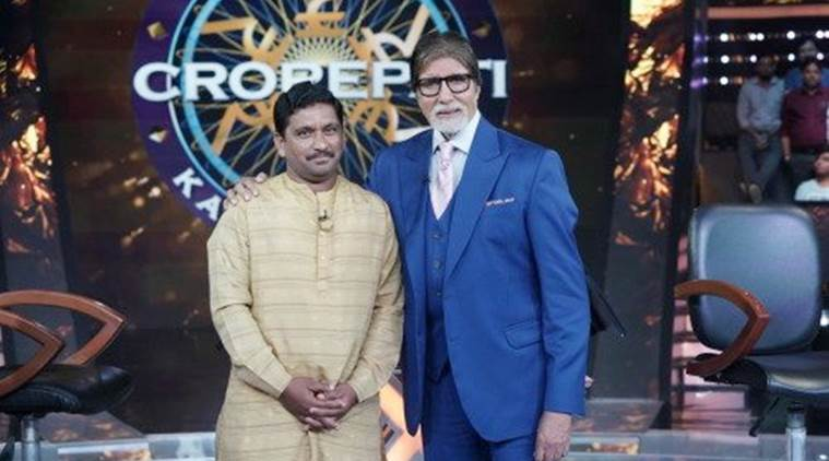 KBC 10 contestant Anant Kumar amitabh bachchan