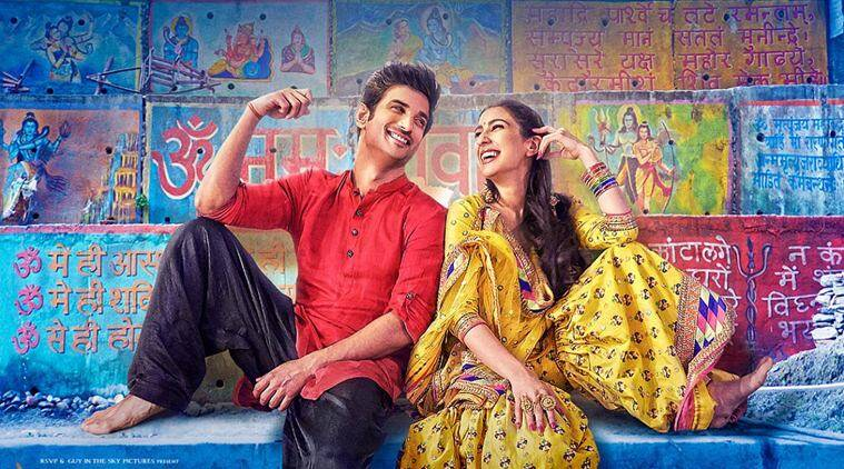 kedarnath song sweetheart starring sara ali khan and Sushant singh rajput