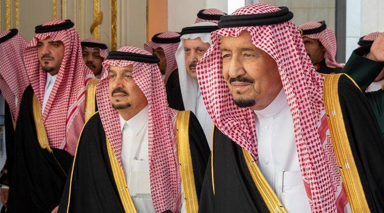 Saudi King Stands by Crown Prince as Outrage Over Khashoggi Killing Spreads