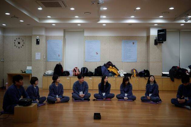 Prison Inside Me: South Koreans lock themselves up to escape daily life