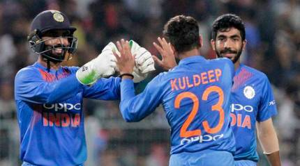 T20 Rankings: India remain second, Kuldeep gains