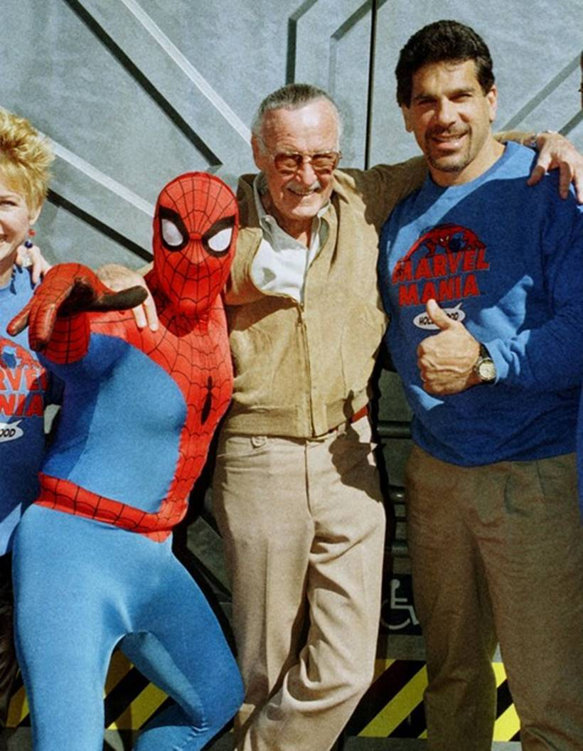 A universe of flawed heroes: Marvel comics creator Stan Lee was ahead of his time