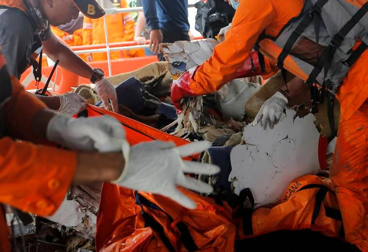 Black box of crashed Lion Air boeing plane located, report says