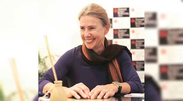 Lionel Shriver, the mandibles, we need to talk about kevin, brisbane speech 2016 cultural appropriation, indian express, indian express news