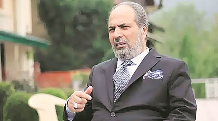 Sajad Lone has company: PDP's heavyweight Muzaffar Hussain Baig offers to join