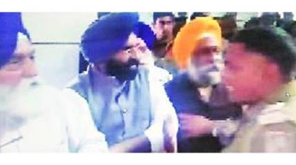 BJP MLA Sirsa slaps 1984 riots convict at Delhi court, claims he wasprovoked