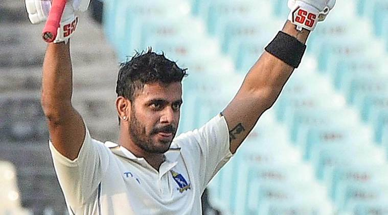 Ranji Trophy roundup: Manoj Tiwary slams unbeaten 156 to put Bengal in command, UP have upper-hand