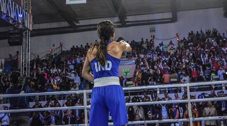 Mary Kom Boxing Final