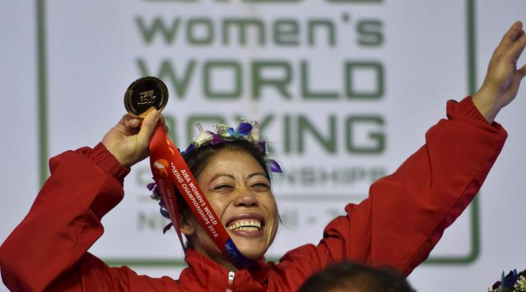 Mary Kom wins record sixth World Championship gold