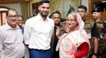 Mortaza to contest in Bangladesh elections