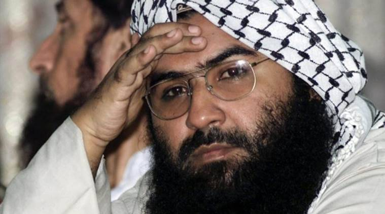 China blocks India listing of JeM chief Masood Azhar at UNSC