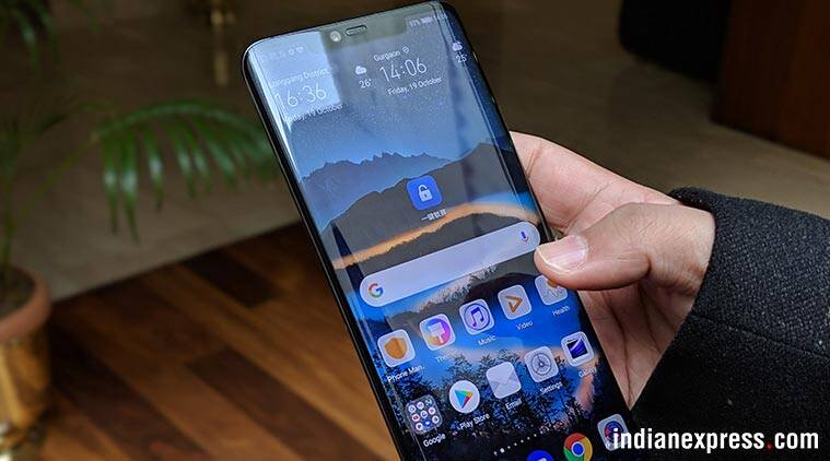 Huawei Mate 20 Pro, Huawei Mate 20 Pro price in India, Huawei Mate 20 Pro launch in India, Huawei Mate 20 Pro specifications, Huawei Mate 20 Pro features, Huawei Mate 20 Pro Amazon India, Huawei Mate 20 Pro