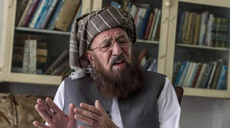taliban godfather dead, taliban godfather maulana samiul haq, maulana samiul haq pakistan