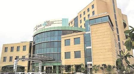 max hospital riot, max hospital dosctors attacked, max hospital pitampura riots, delhi city news, indian express news