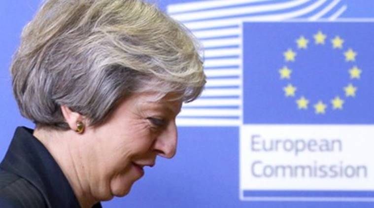 EU leaders unmoved by May's plea over Brexit deal