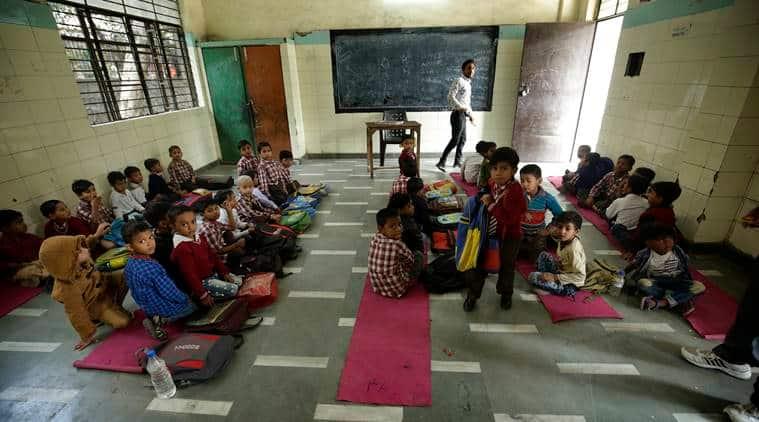 Delhi schools, Police checking in Delhi schools, Directorate of Education, DoE, Delhi government, Educational news, Indian Express news, Latest news
