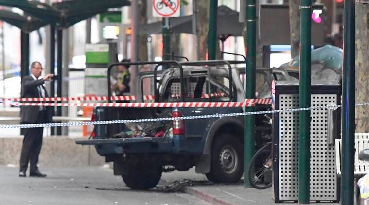 Melbourne attack, Melbourne attacker, Melbourne stabbing, Australia news, Melbourne attacker explosion, Hassain Khalif Shire Ali, Islamic State, ISIS attack, world news