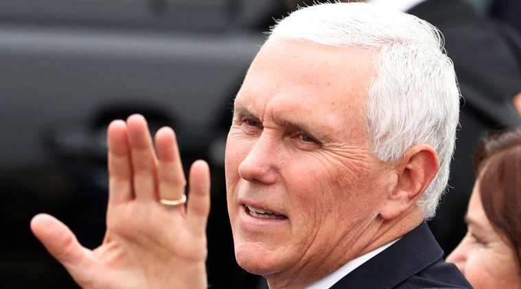 Mike Pence warns Turkey against buying Russian air defenses
