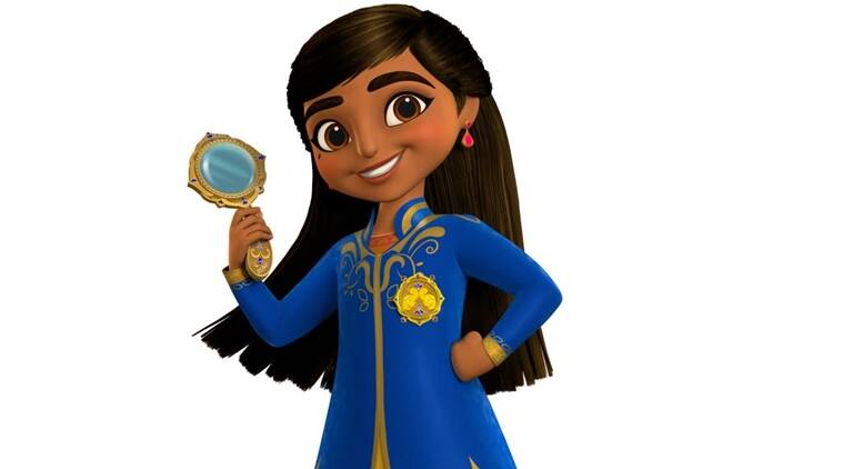 Mira Royal Detective Disney animated series