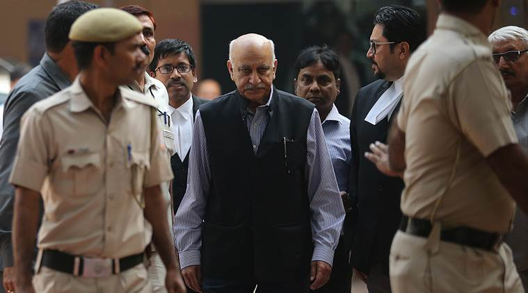 Shocked someone placed on pedestal was accused: MJ Akbar's defence witness