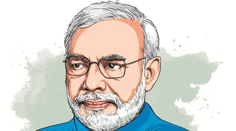 pm narendra modi, lok sabha elections, bjp, elections 2019, election commission, pranab mukherjee, delhi confidential, indian express