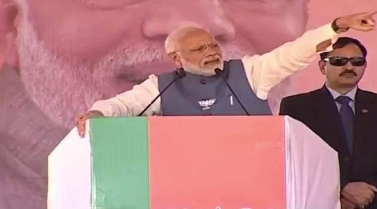 PM Modi on demonetisation: In a year, even man who lost son recovers but not Congress
